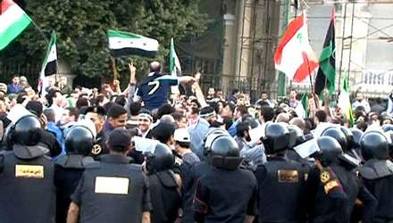 Арабська весна в Сирії: революція, що переросла в громадянську війну