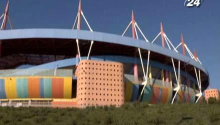 Необыкновенные стадионы - простота и оригинальный дизайн
