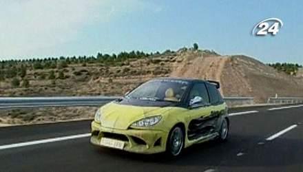 Особливий тюнінг Peugeot 206 GTI