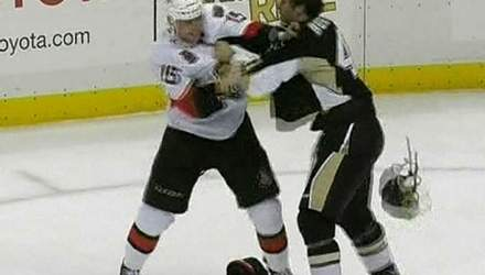 """""""Питтсбург"""" одержал волевую победу над """"Оттавой"""" в NHL"""