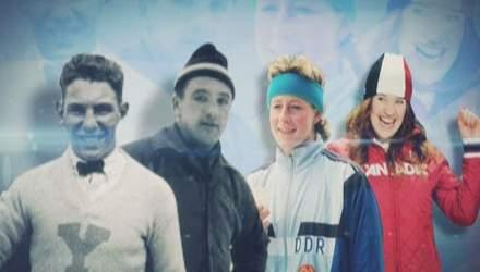 Четвірка, що отримала медалі і на літній, і на зимовій Олімпіадах