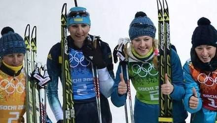 Бубка присвятив перемогу біатлоністок в Сочі всьому українському народу