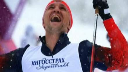 """Лижні перегони. Українська команда здобула """"срібло"""" у відкритій естафеті 4Х2,5 км"""