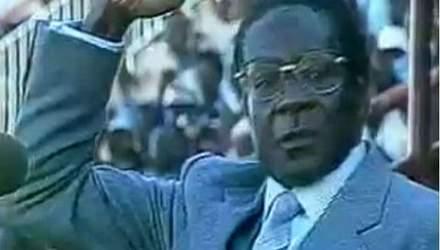 Зімбабвійська революція. На хвилі змін до влади прийшов один із найстрашніших диктаторів