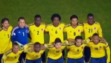 Сборная Колумбии: футбол как философия