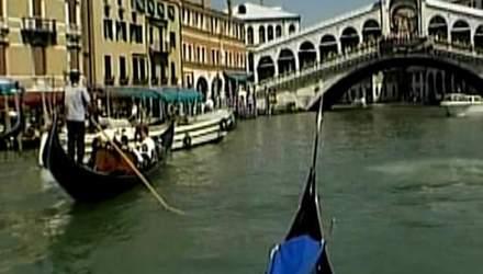 Місце події. Через сотню років Венеція може повністю зникнути