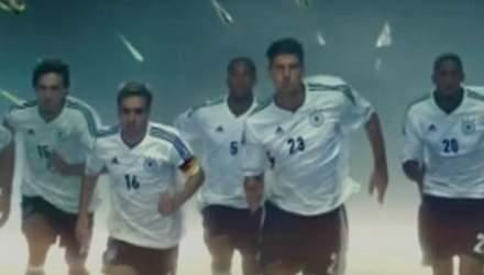 Титулованная команда Старого Света - сборная Германии
