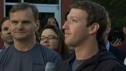 Основатель Facebook празднует юбилей. История его успеха