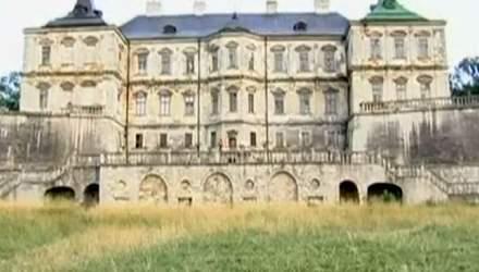 """Підгорецький замок – """"польський Версаль"""", у якому знімали """"Трьох мушкетерів"""""""