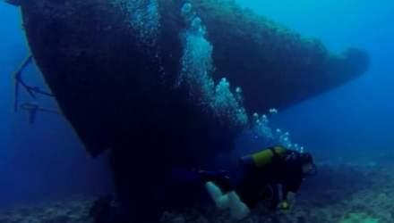 Місце події: один з найкращих кораблів Єгипту затонув у Червоному морі в 1991 році