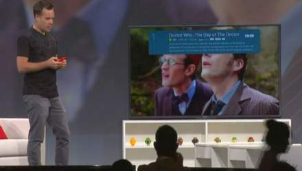 Нове покоління: телебачення від Google, найменший у світі мотор, підтримка відео на YouTube