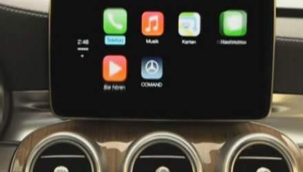 Операційна система Apple CarPlay з'явиться на моделях 12 автовиробників