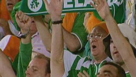 Мундіаль: збірна Ірландії єдина, яка на всіх своїх Мундіалях долала перший етап