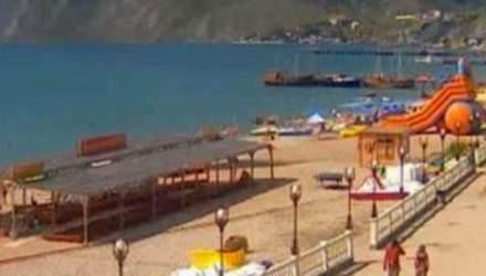 Ярчайшие фото недели: пляжный сезон в Крыму, свадьба в госпитале, МЧС разминируют восток
