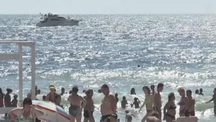 Украинцы не едут в Крым и выбирают бюджетный отдых