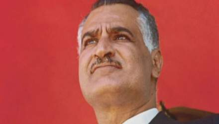 Революціонери: Насер — рушій революційного руху в Єгипті у 1952 році