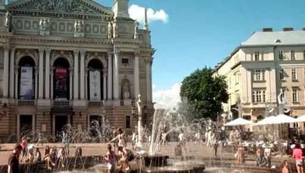 Легенды Львова: Многообразие львовских фонтанов