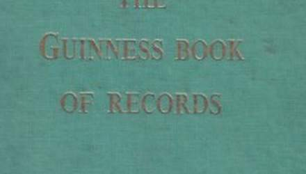 День в истории: 59 лет назад вышел первый тираж книги рекордов Гиннеса