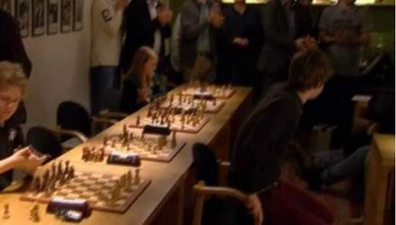 Спортивний огляд: шахіст не хоче грати у Росії, Платіні долучився до Ice Bucket Challenge