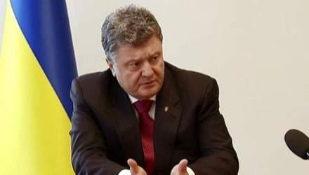 Порошенко о переговорах с Путиным, Яценюк о враге Украины, — в самых громких цитатах 3 сентября
