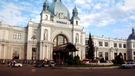 Легенди Львова: у 1861 році в місто приїхав перший локомотив