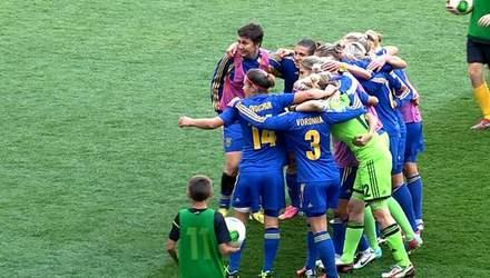 Футбол. Сборная Украины пробилась в плей-офф отбора на ЧМ-2015