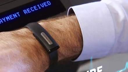 Здорове життя. Компанія Bionym розробила браслет Nymi для зняття електрокардіограми