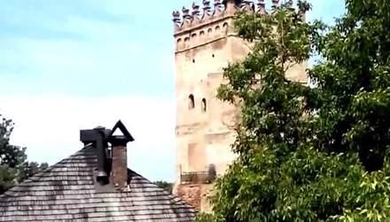 Мандрівка Україною. Замок Любарта зберігся найкраще в Україні