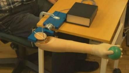 Здорове життя. Шведські інженери розробили роботизовану руку