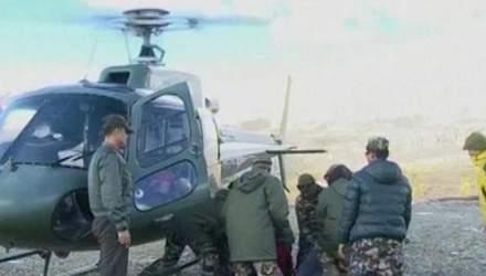 У Гімалаях внаслідок сніжної бурі загинула щонайменше 21 людина