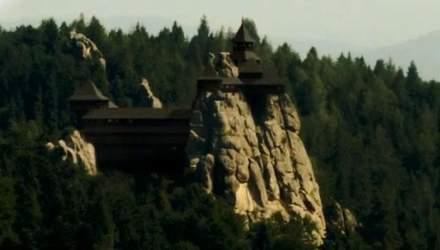 Мандрівка Україною. Тустань — наскельна фортеця Галицько-Волинського князівства