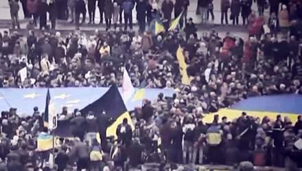 Эволюция Достоинства – фильм о Майдане