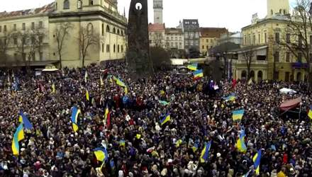 Територія нескорених. Бунтарські площі у Львові