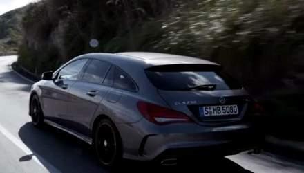 Автотехнології. Найменший універсал Mercedes та болід майбутнього