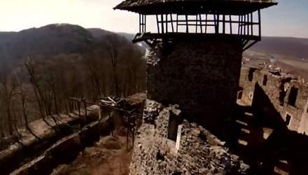 Мандрівка Україною. Найвища твердиня Закарпаття