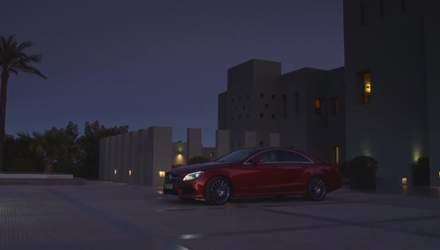 Mercedes представив нове покоління багатопроменевої оптики Multibeam LED