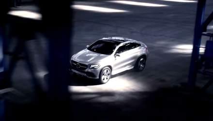 Новинка Mercedes буде схожа на BMW X6