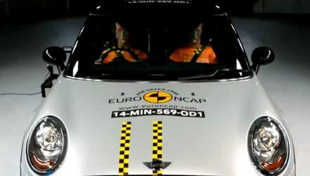 Euro NCAP влаштував випробування 12 автівок