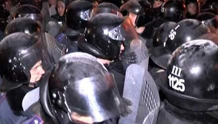 Євромайдан. Хроніка 11 грудня 2013 року. Чергова спроба зачистки Майдану
