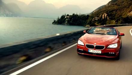 Компанія BMW представила фейсліфтингову 6 Series