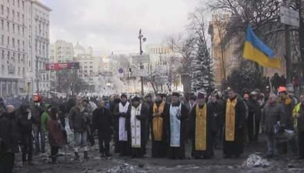 Хроніка 23 січня 2014 року: активісти палили шини, священики проводили службу на барикадах