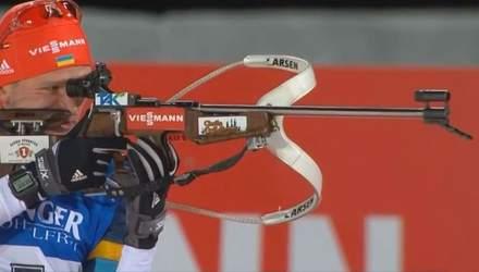 Біатлон. НОК визначив найкращого спортсмена України у січні