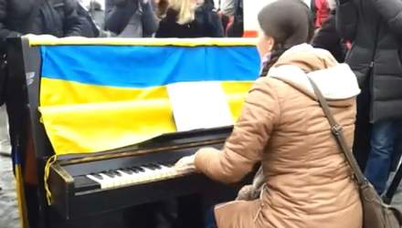 Хроніка Євромайдану 9 лютого. Десяте Народне віче на Майдані, сутички в Луганську