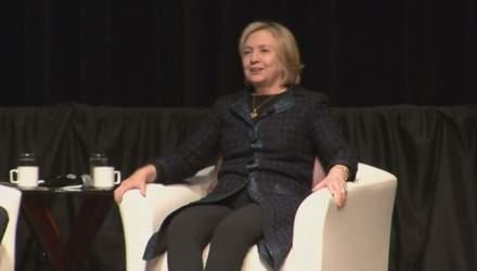 Історії успіху. Хілларі Клінтон — в ній американці бачать наступного президента