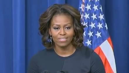 Історії успіху. Мішель Обама — перша леді, якою неможливо не захоплюватись