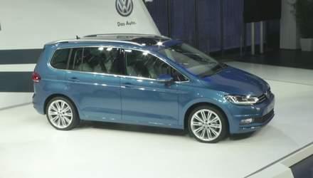 Автотехнологии. Volkswagen представил новый Touran