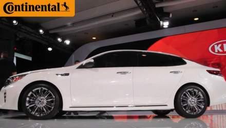 Автотехнологии. Компания Kia представила Optima следующего поколения