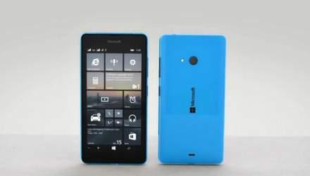 Інновації.  Microsoft представила новий смартфон, а Adobe анонсувала нововведення в Premiere Pro