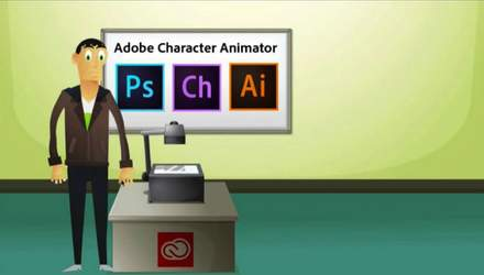 Adobe покращила Premiere Pro і анонсувала програму Character Animator
