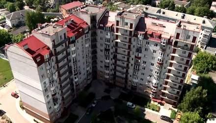 Українці масово утеплюють багатоповерхові будинки